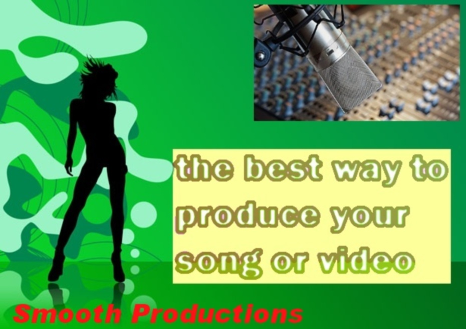 The Best way to Produce a Song or Video Project