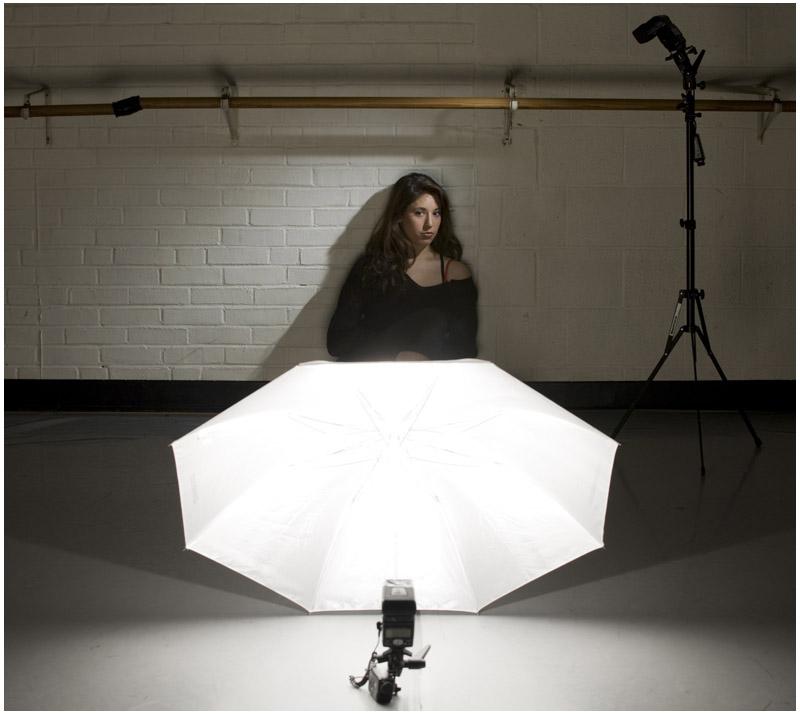 How To Use Umbrella Lights Cool Strobist Lighting 60 Using Umbrellas