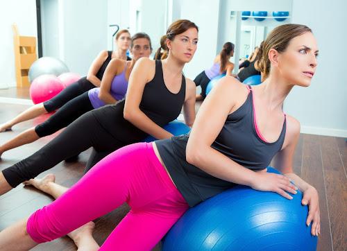 Com Pilates se ganha Equilíbrio, Força e Flexibilidade