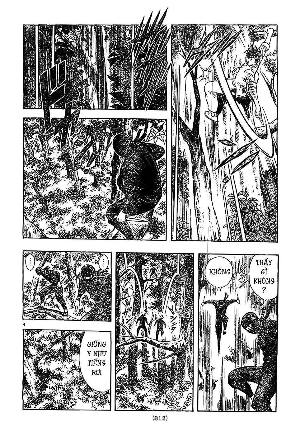 Hoàng Phi Hồng Phần 4 chap 86 Trang 5