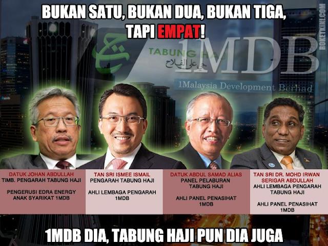 Benarkah Tabung Haji Beli RM1 6 Bilion Bond 1MDB Bandar Malaysia