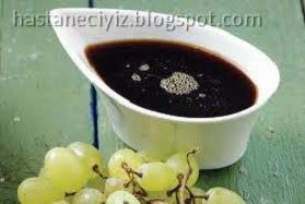 üzüm pekmezinin faydaları