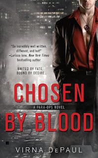 Review: Chosen by Blood by: Virna DePaul
