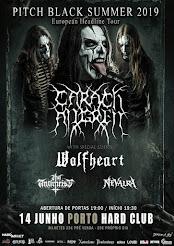 Carach Angren / Wolfheart / Thy Antichrist / Nevalra @ Hard Club