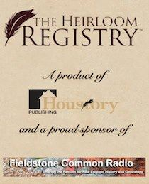 The Heirloom Registry