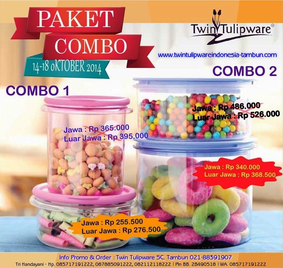 Paket Combo Oktober 2014