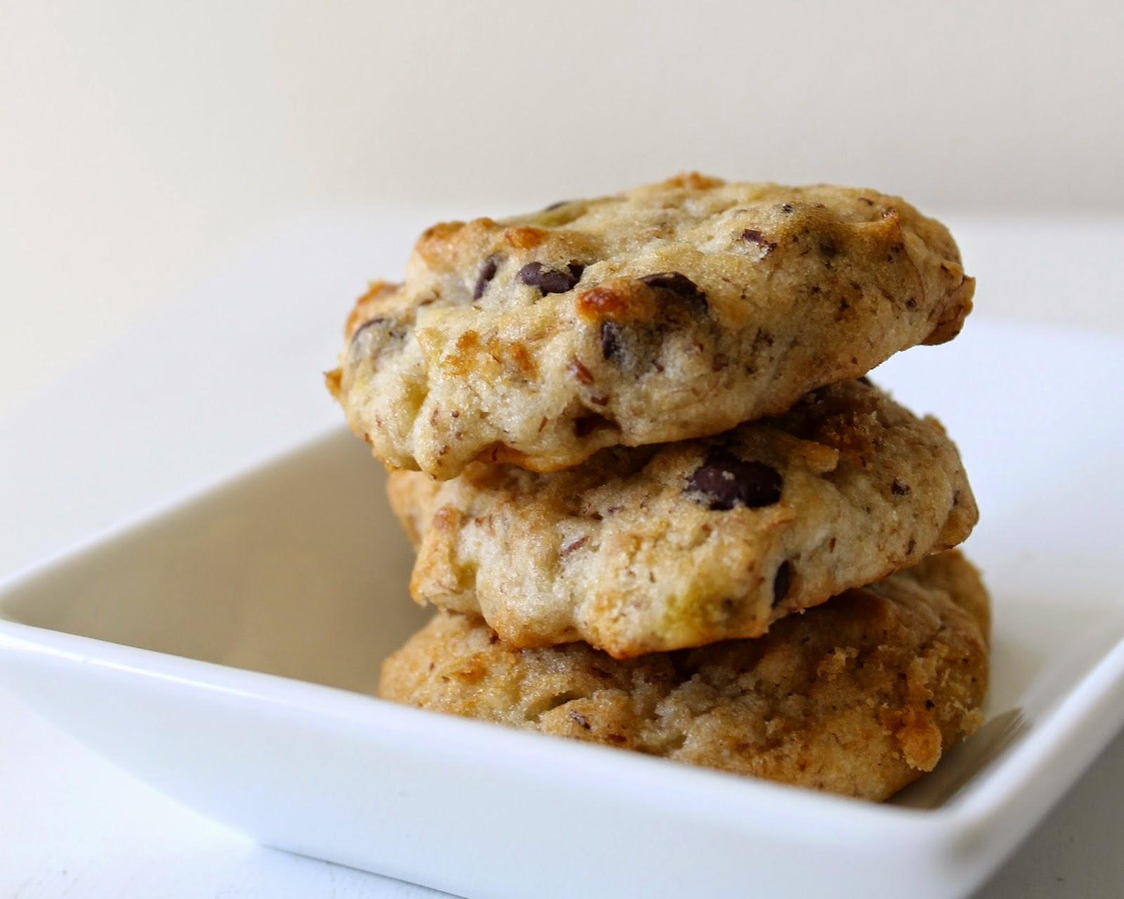... - The Best Gluten Free: Gluten Free Banana Chocolate Chip Cookies