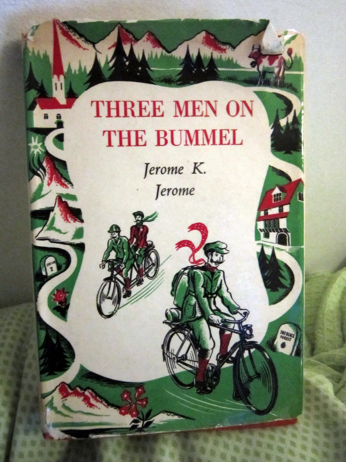 jerom k jerom three men in Reading it is like spending time with a favourite uncle whose anecdotes you'd happily listen to over and over again --three men in a boat  three friends on a boat.
