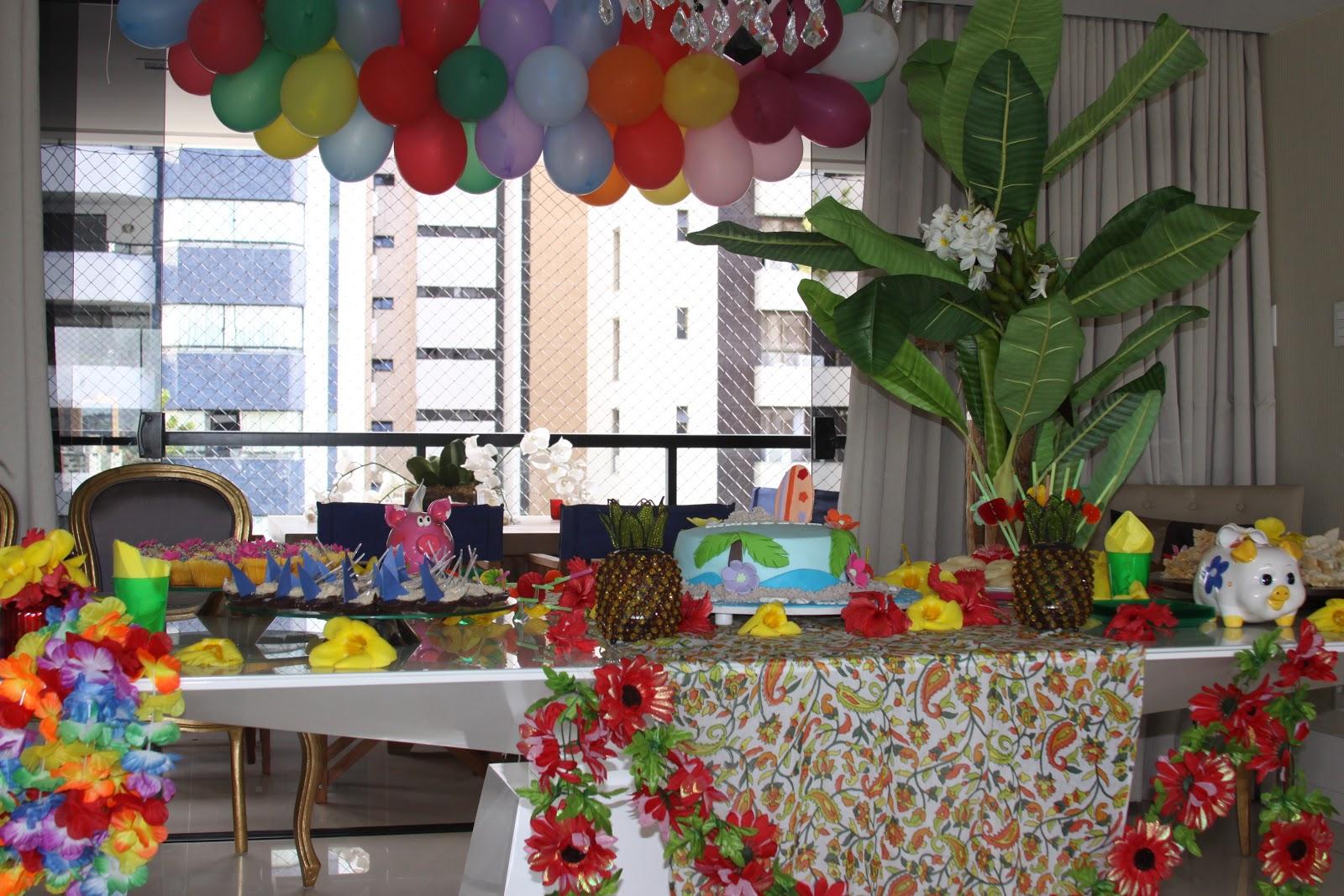 decoracao festa luau:Videos De Praia Para Luau