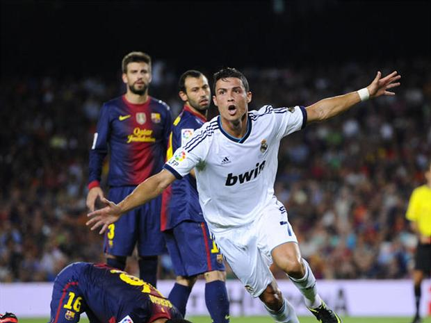 Real Madrid Campeon Supercopa 2012