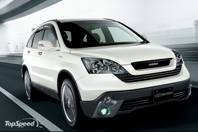 honda cr-v by mugenw
