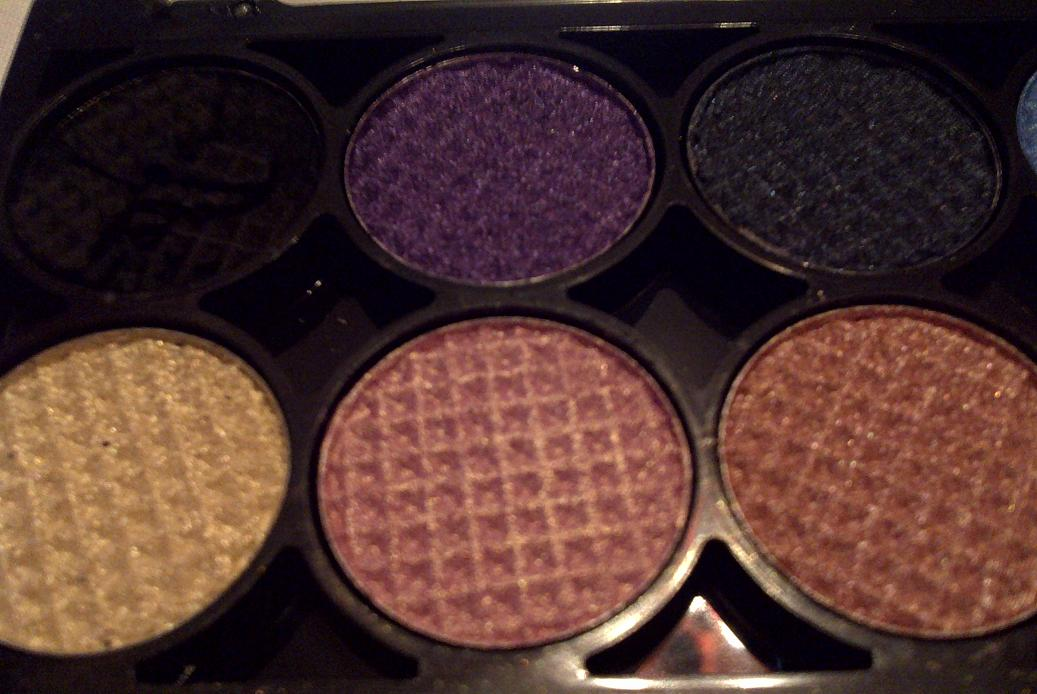 Sleek original palette lotte loves beauty - Koele kleuren warme kleuren ...