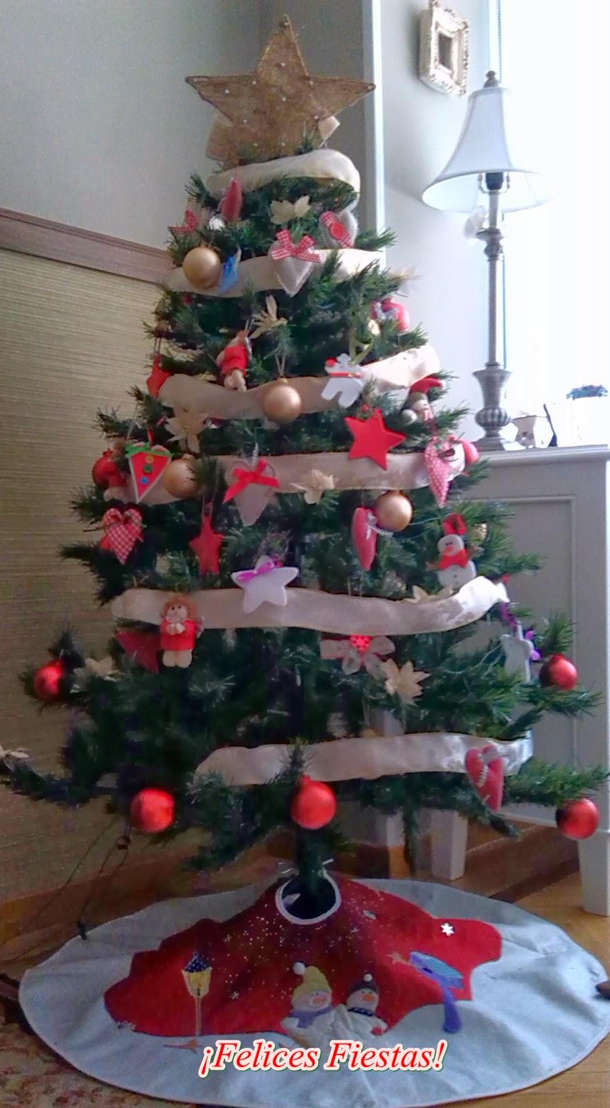 Lazos y picunelas decoraci n navide a 2013 - Decoracion navidena 2013 ...