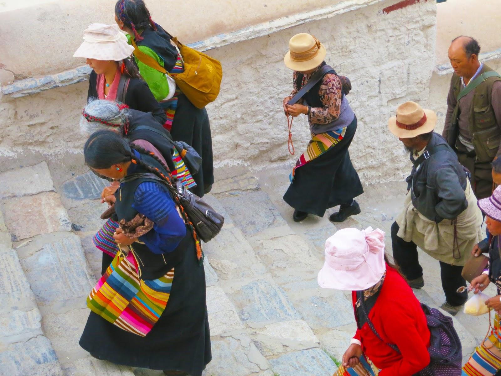 Image Day 21 B E Lhasa Checking Out The Real Dalai Lama S Place ...