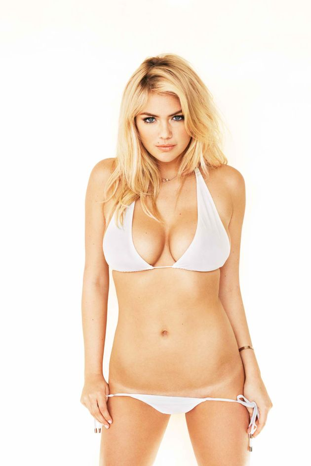 Sexy Models Exposed Sexy Kate Upton Hot Baywatch Bikini Shoot