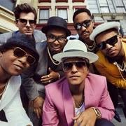 Bruno Mars feat Mark Ronson