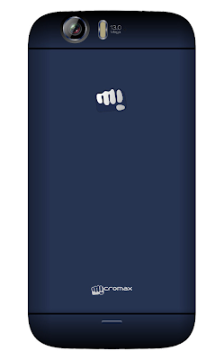 Micromax Canvas Turbo Blue