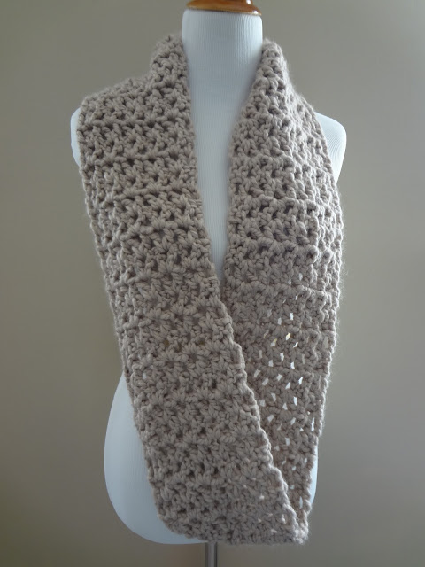Free Crochet Infinity Chain Scarf Pattern : Moved Permanently