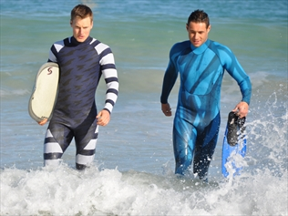 Anti-Shark Suit Makes Surfers Invisible