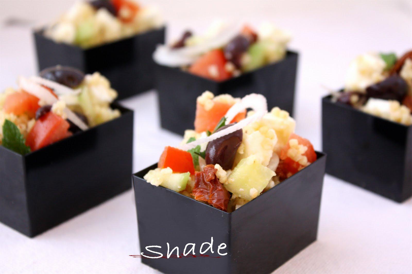 Bigshade insalata di miglio in stile greco - Cibi che fanno andare in bagno ...