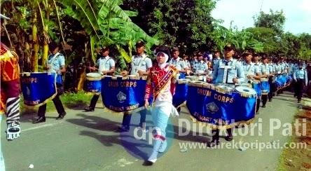 Kirab Budaya di Dukuhseti Peringati Haul Mbah Brojo Seti