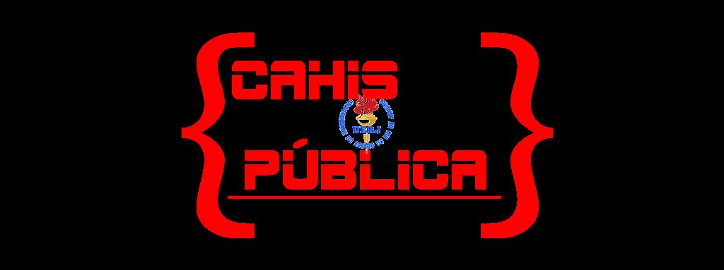 Blog do CAHIS - Gestão FILHOS DA PÚBLICA