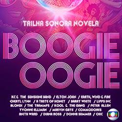 Trilha Sonora Novela Boogie Oogie Frente1 Trilha Sonora: Boogie Oogie