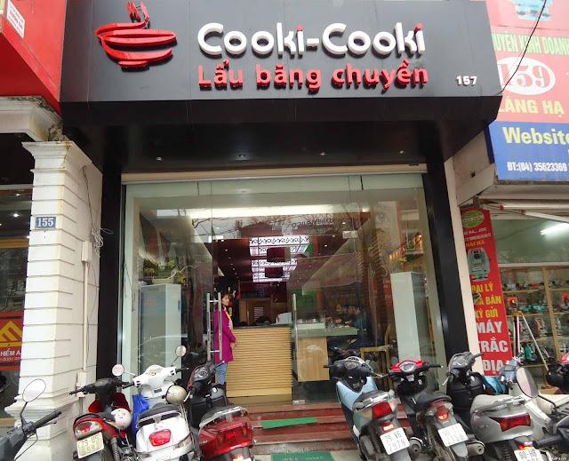 Nhà Hàng Lẩu Băng Chuyền Cooki-Cooki