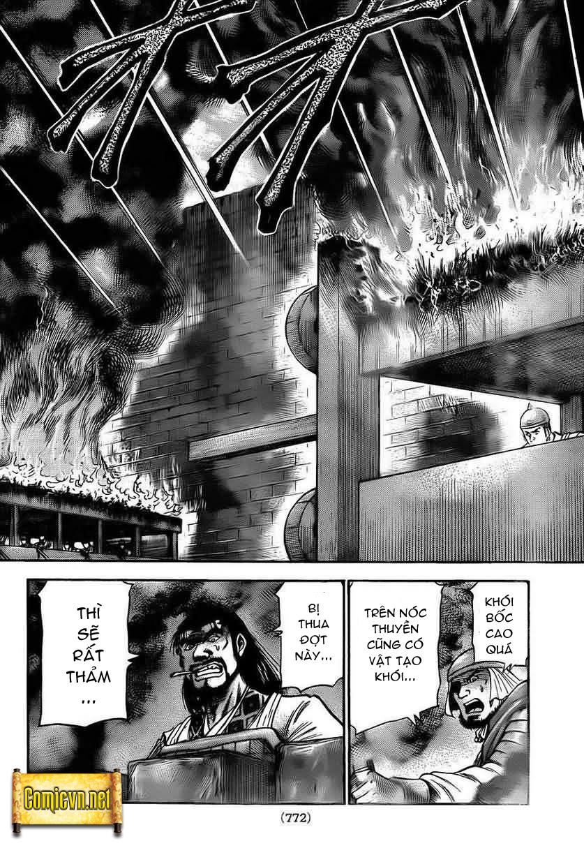 Chú Bé Rồng - Ryuuroden chap 228 - Trang 14