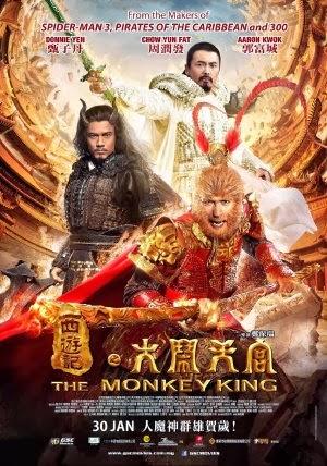 Đại Náo Thiên Cung - The Monkey King - 2014