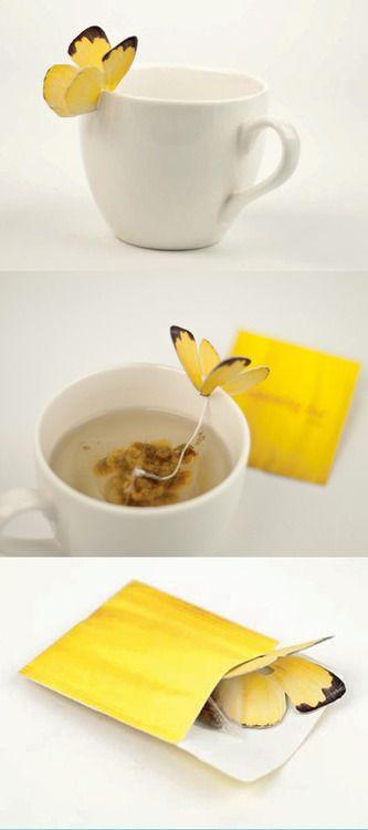Packaging para el te