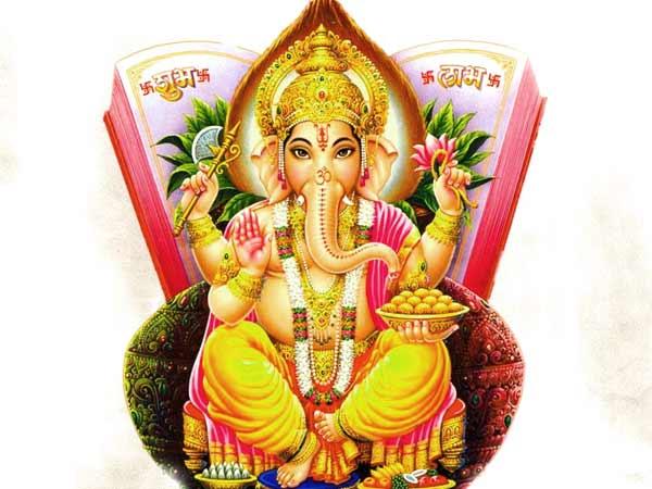 象头神 Lord Ganesha