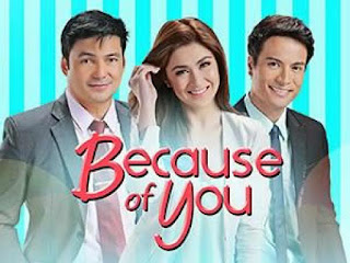 because of you pinoy tv