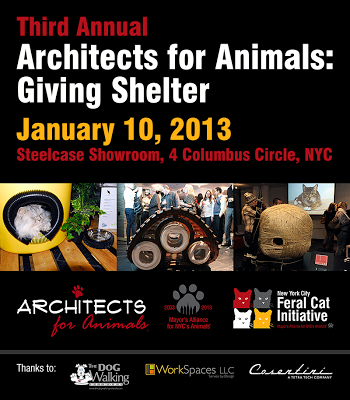 Banner+Architects+for+Animals2013-800 Baby, it's Cold Outside: Architects for Animals + Shelters For Ferals