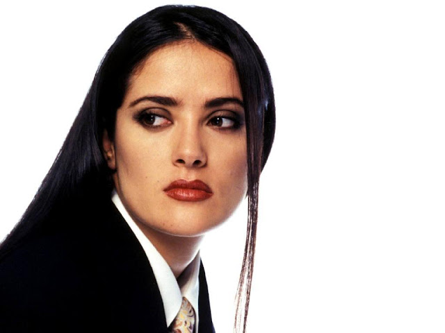 Salma Hayek Hollywood Star wallpapers