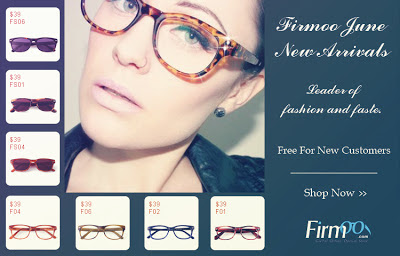 Firmoo Glasses June Arrivals
