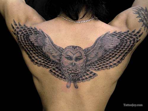 Owl Tattoos