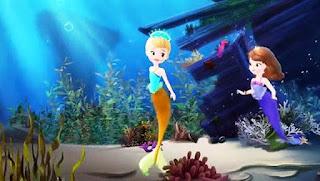 Film Kartun Sofia Putri Duyung