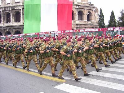 Militari italiani Festa della Repubblica