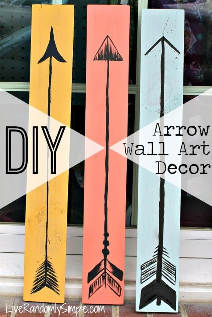 diy-arrow-wall-art-decor