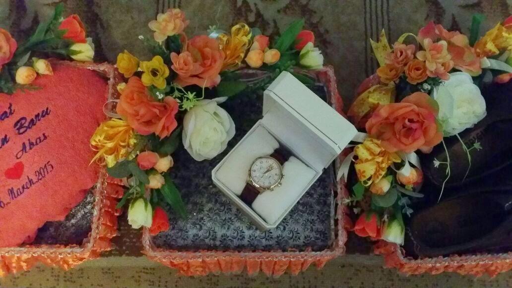 hantaran perkahwinan
