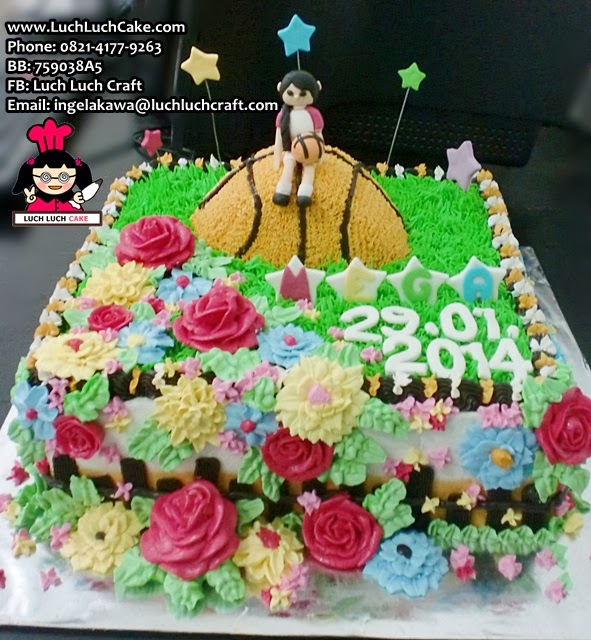 Kue Tart 17 tahun
