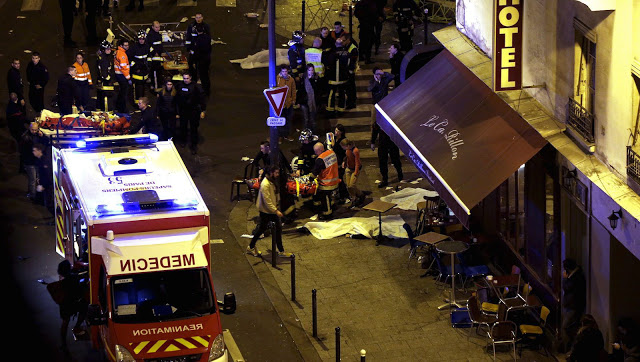 9 Reasons to Question the Paris Terror Attacks