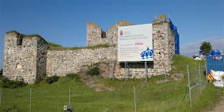 Restauration of the Castle Brahehus
