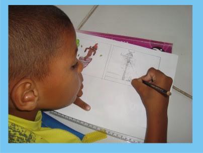 Oficina de Quadrinhos - Escola Joca de Souza Oliveira