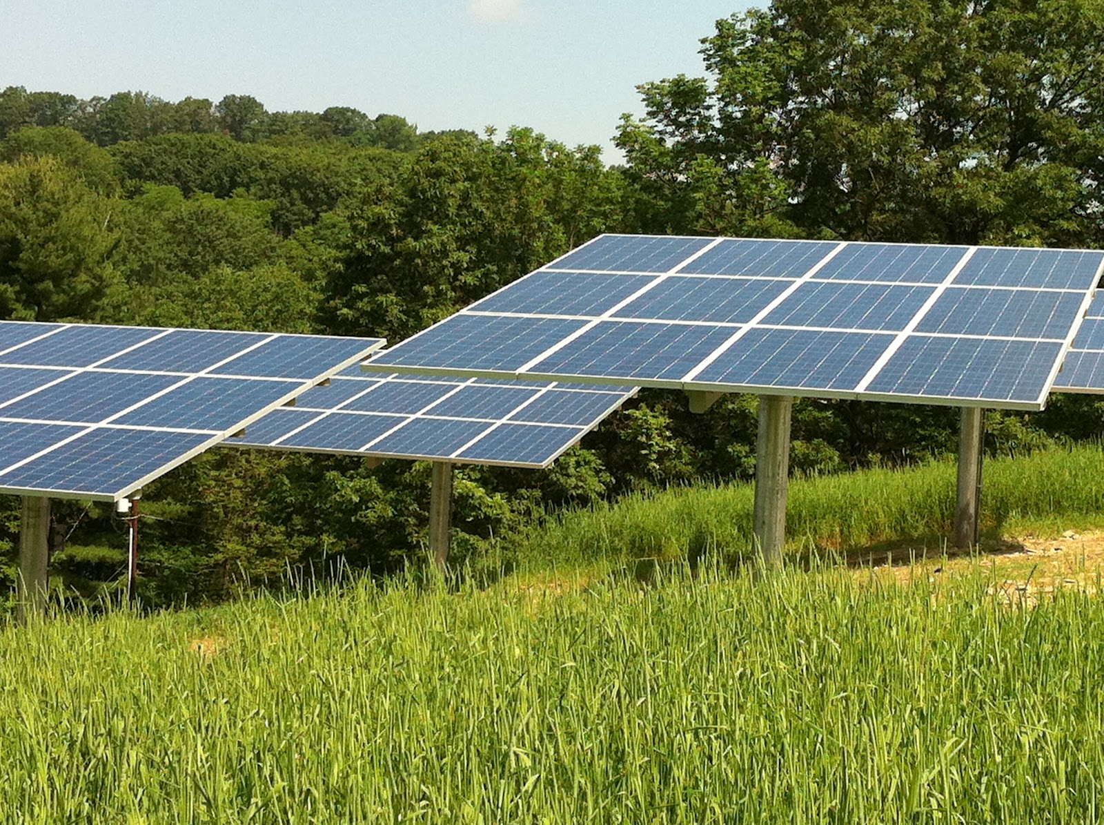 GP.Energy: Schuylkill County home puts ground-mounted ...