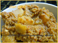 soya and potato gravy recipe