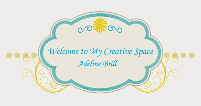 Welcome to My Creative Space with Adeline Brill