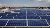 Panouri solare din Russelsheim