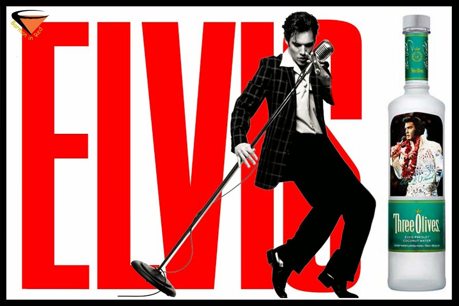 vodka Elvis Presley